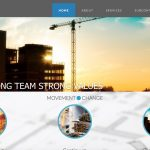 Continuum Construction Website Built by Cheetah Sites